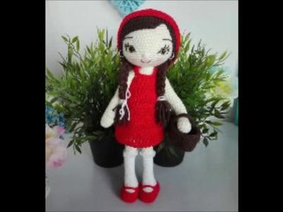 Amigurumi Caperucita Roja
