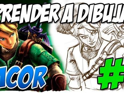 Aprender a Dibujar - Tutorial #1 - Dibujando a Link (Zelda)