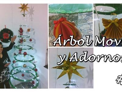 ÁRBOL MOVIL Y ADORNOS DE NAVIDAD (Especial de Navidad #2) – Amada Princesa