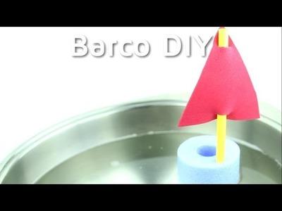 Cómo hacer pequeños barquitos de juguete para los niños | facilisimo.com