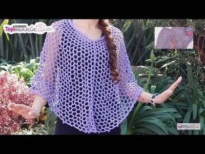 Cómo tejer una Capita con Hilaza Sinfonía. Crochet