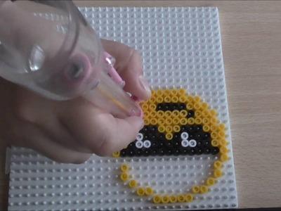 Emoji whatsapp 1# ~♥~ Tutorial Hama Beads