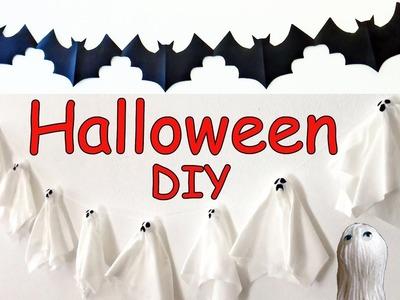 Manualidades FACILES para decorar en  Halloween | Manualidades Para Todos