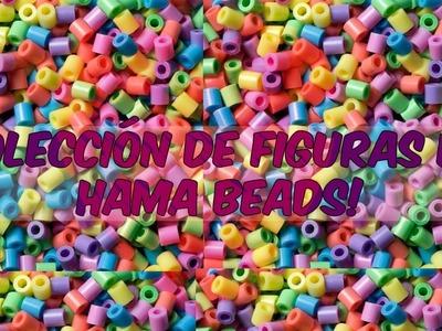 Mi Colección de Figuritas en Hama Beads!