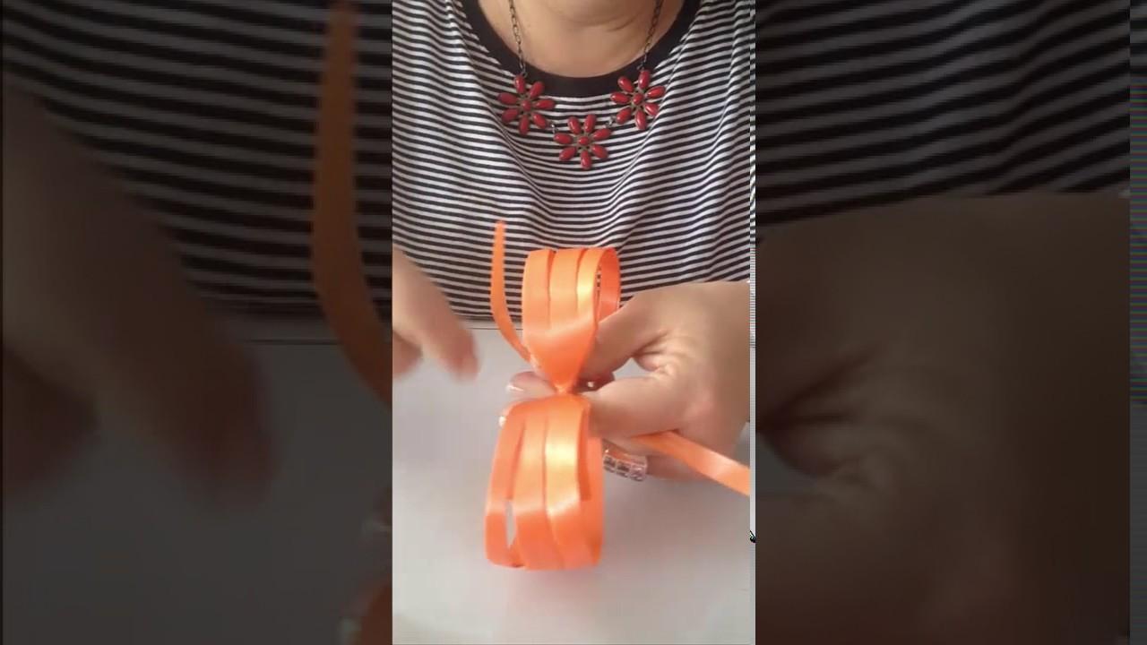 Moños para adornar nuestros regalos