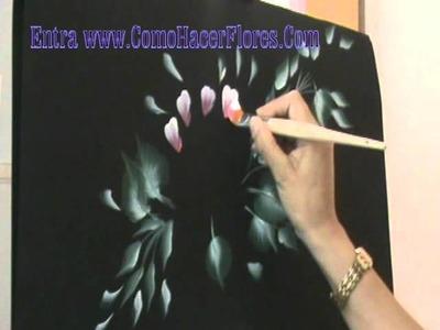 21  No necesitas Dibujos para pintar flores.wmv