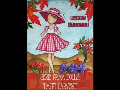 "Serie Prima Doll: ""Happy Harvest"""