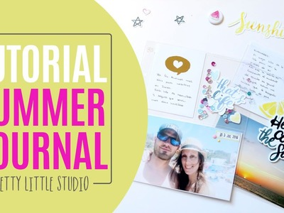 Tutorial Summer Journal con Here comes the sun