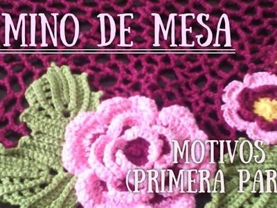 CAMINO DE MESA - MOTIVOS (PRIMERA PARTE)