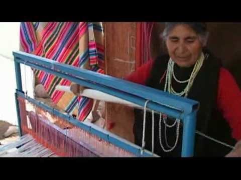 Celinda Castro, textilera aymara, Arica, Región de Arica - Parinacota (2º parte)
