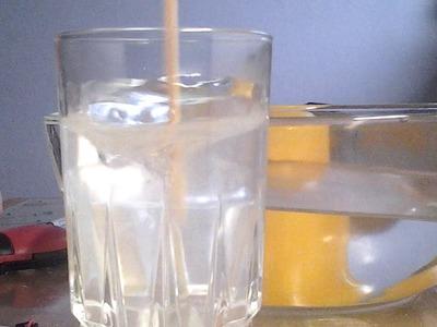 Como hacer Cristales de sal
