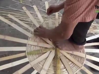 Como se hacen las Canastas de Panadero y Tombillas El Salvador svl jason