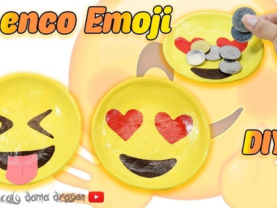 Cuencos Emoji con pasta de Modelar