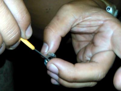 Fuma wax con tu pipa y un scrin