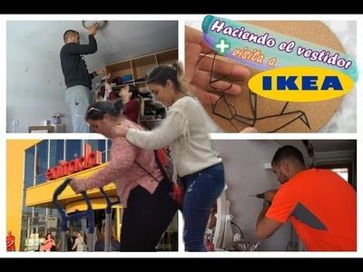 ????Haz tu propio VESTIDOR económico???? + Compras en IKEA ???? !!
