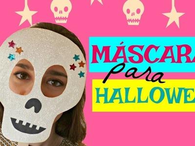 Máscaras para Halloween y El Día de los Muertos, Máscara Calaca o Catrina, Cute Halloween Masks,