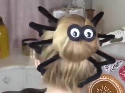 Peinado de la Araña