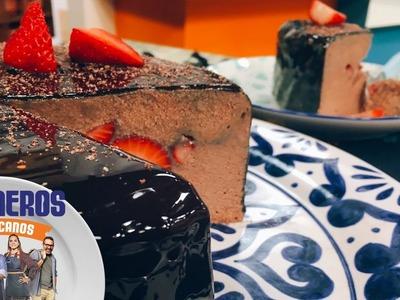 Receta: Mousse de chocolate de metate | Cocineros Mexicanos