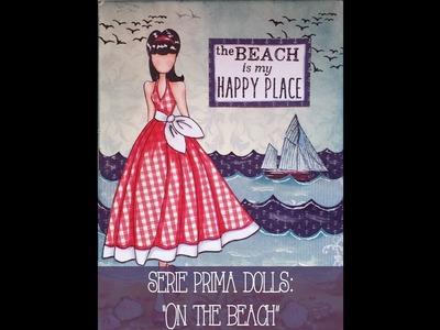 Serie Prima Doll: On the beach