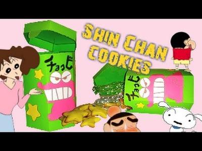 SHIN CHAN COOKIES - Recetas de cine