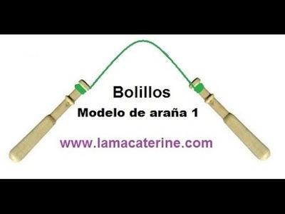 Bolillos: Araña o milano modelo 1