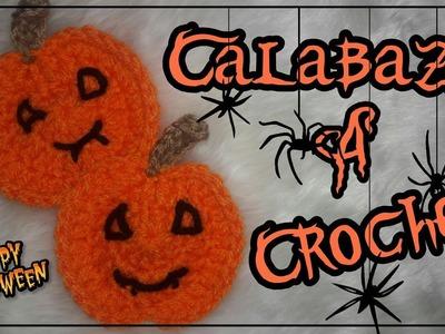 Calabaza De Halloween | Tejida A Crochet