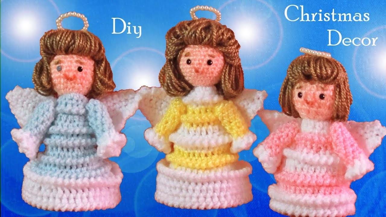 Ideas de Navidad Como hacer a Rodolfo el reno a crochet Easy ... | 720x1280