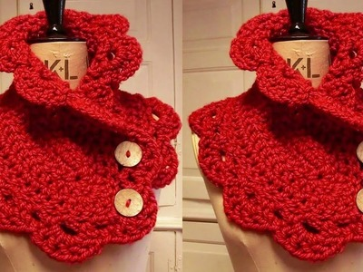 Cuellos a Crochet para Mujer