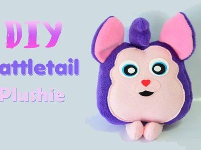 DIY Tattletail plush Free Pattern.