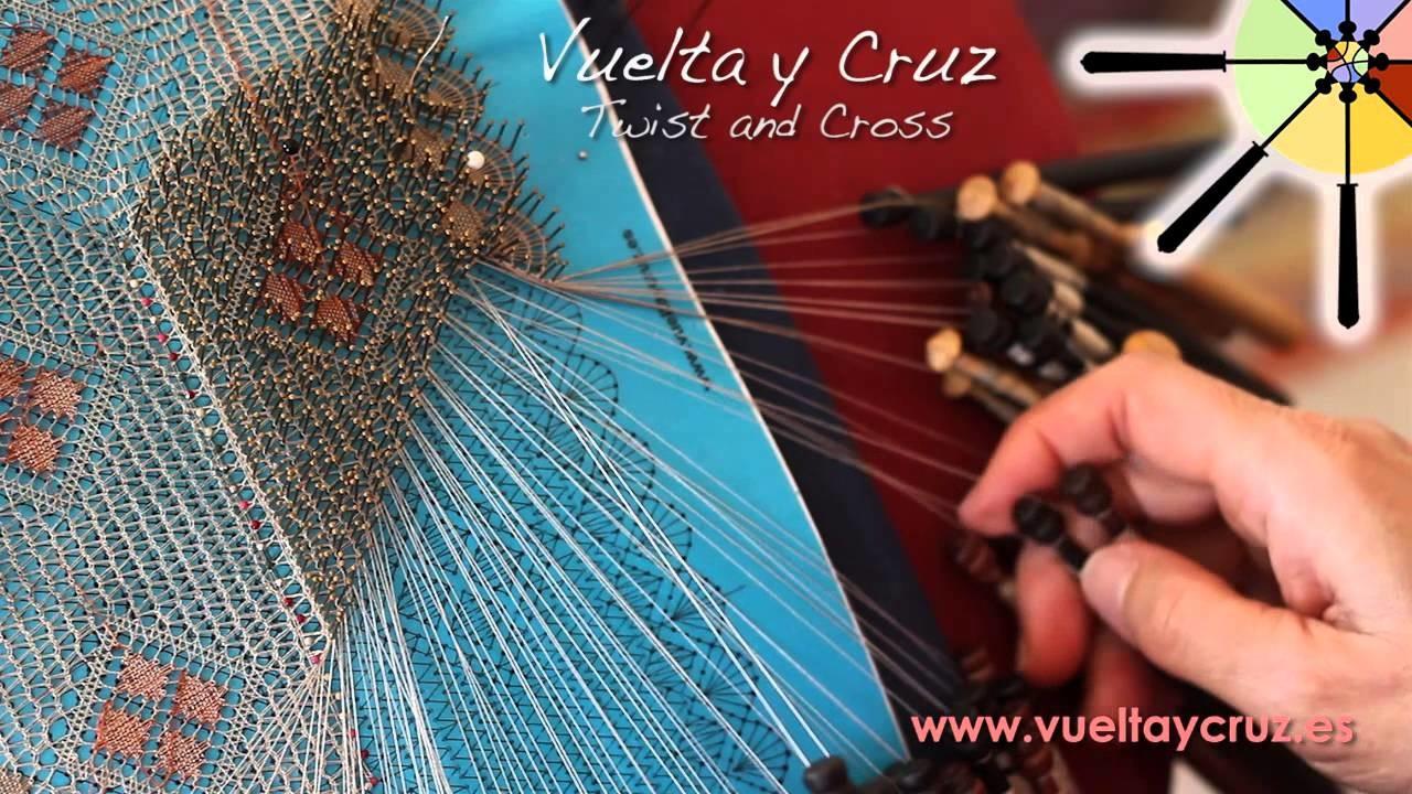 Lección 3 de Vuelta y Cruz. Lesson 3 by Twist and Cross