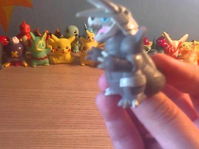 Mi colección de figuritas de Pokemon (Parte 1)