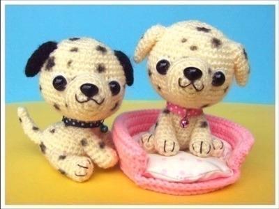 Top 10 crochet perros amigurumis o muñecos de ganchillo
