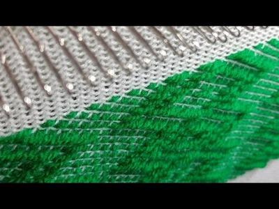 Tricotosa 8: Weaving Pattern (Diseño de Trama)