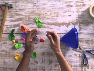 Trombonera – ¡Mirá el paso a paso para armar este instrumento y #RockeAla con tus hijos!