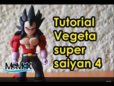 Tutorial -como hacer a Vegetta Super Saiyan 4 SSJ4.How to make GT