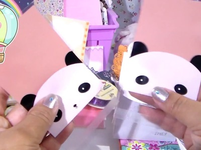 ????6 Intercambios DE MATERIAL KAWAII Y Scrapbook