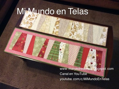 Camino de Mesa - Table Topper
