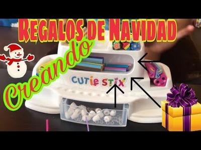 COMO HACER PULSERAS con Cutie Stix DIY IIAitana y Compañia