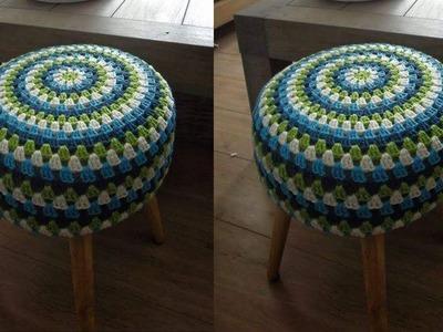 Decora tu Sillas facil Tejidos a Crochet