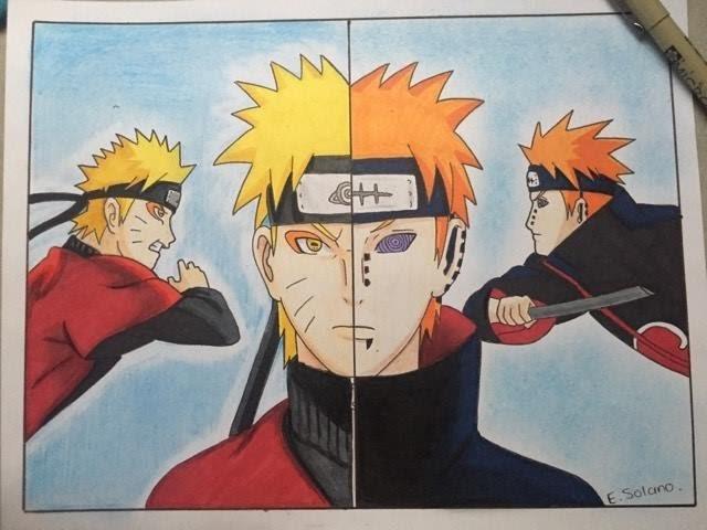 Naruto Vs Pain Deutsch