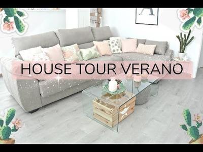 ★ HOUSE TOUR ACTUALIZADO Y DETALLADO SUMMER 2017 ★ [PARTE I: SALÓN Y DORMITORIO]