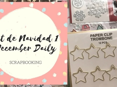 Kit de Navidad 1 | December Daily | Scrapbooking