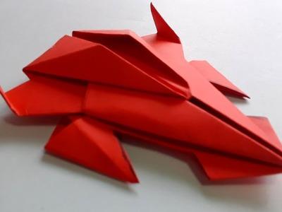 Origami Carro de papel - Amazing origami