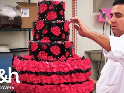 Pastel de flamenco | Cake Boss | Discovery H&H