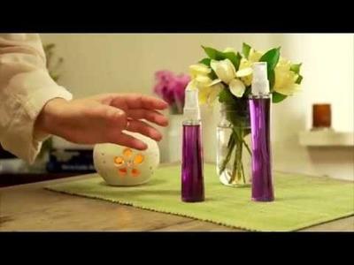 Spray ambiental para hogares con mascotas con Lavanda, Bergamota y Cedro DIY