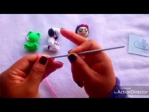 Aprende crochet desde cero. Clase 2