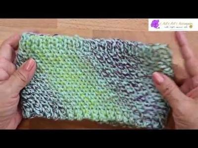 Banda Crochet Fácil paso a paso