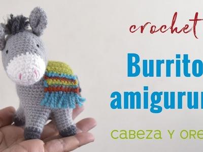 Burrito sabanero amigurumi (crochet) Parte 1. Tejiendo Perú