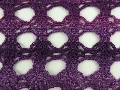 Crochet: Punto Calado # 39