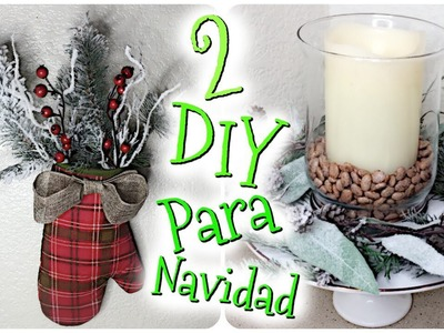 ???? DIY ????Christmas | Como Hacer Adornos Navideños????